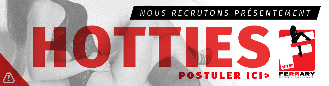recrutement escortes